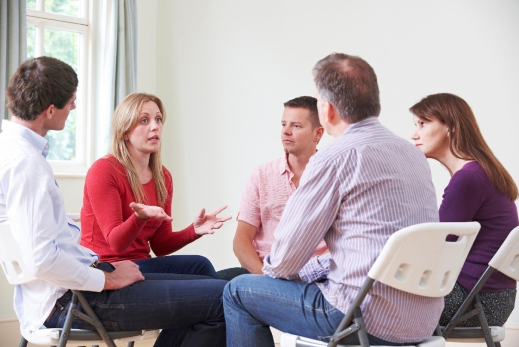 5 Important concepts about grief support groups