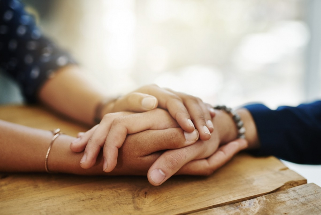 Don't say that, say this: Ways to Express Care to a Person in Mourning